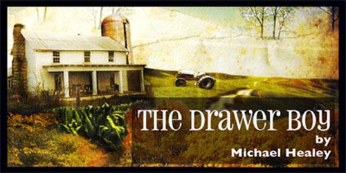 Michael Healey, The Drawer Boy, Canada, Chicago, Theatre, Theater, Julie Ritchey, Marco Minichiello, Will Kinnear, Nick Polus, The Den Theatre, Wicker Park