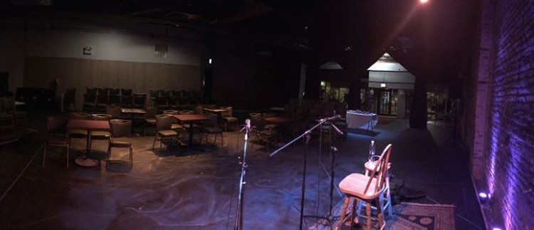 Filament concert venue